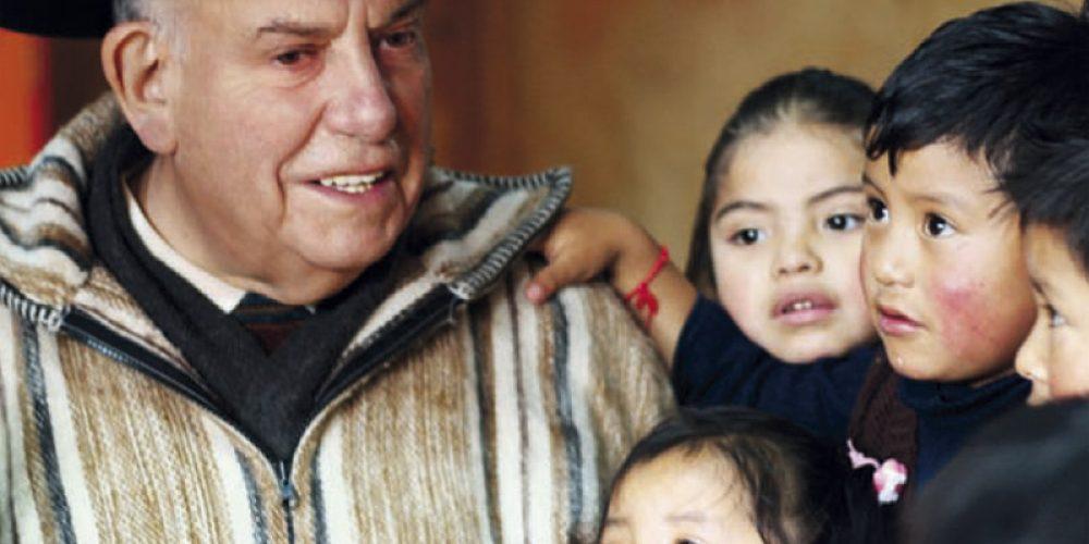 Pfarrer Neuenhofer informierte über Straßenkinder in La Paz