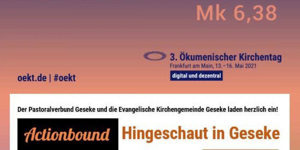 Digitale Schnitzeljagd in Geseke