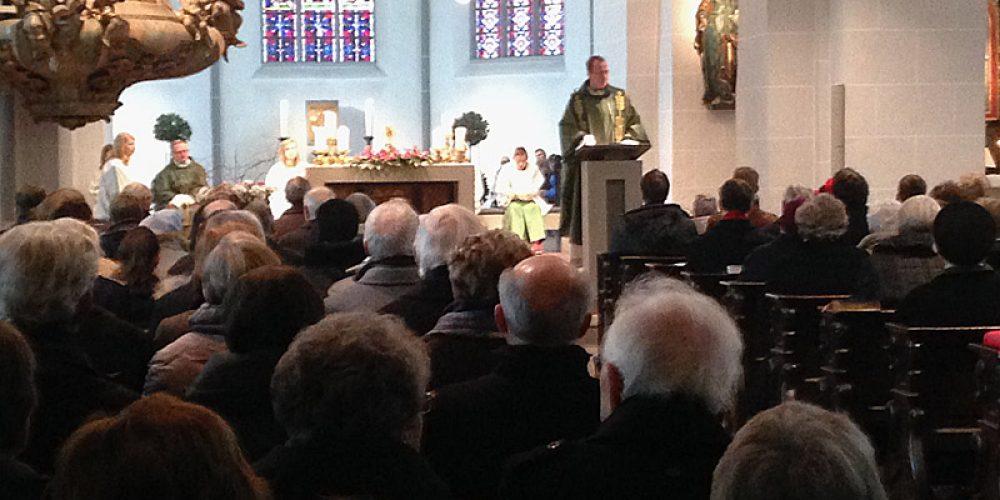 Einführung von Pastor Norbert Scheckel