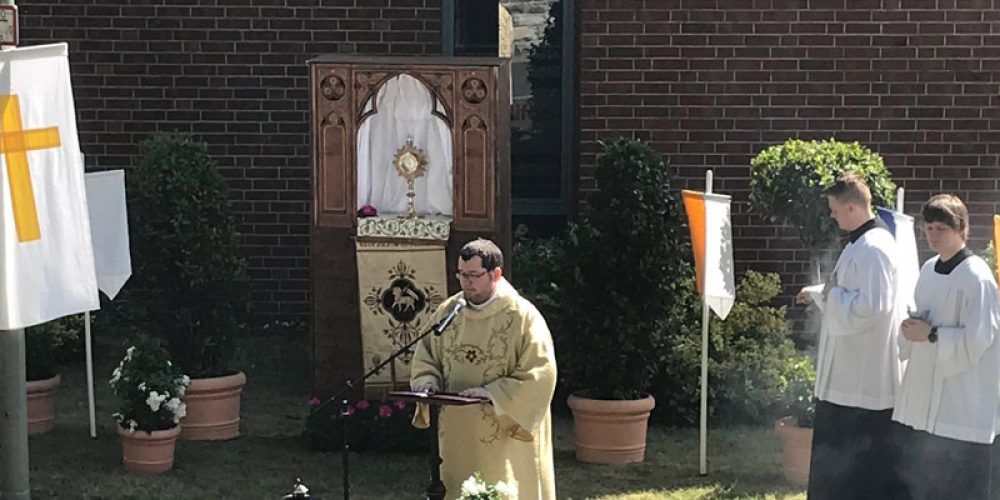 Geseker Thorsten Hasse zum Diakon geweiht