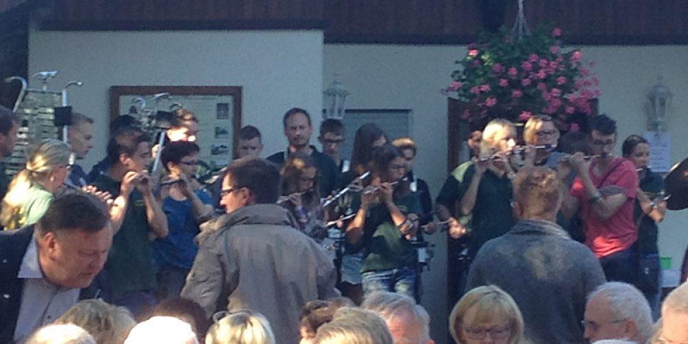 Patronatsfest in Bönninghausen