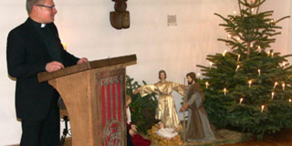 Neujahrsempfang 2013 in St. Petri