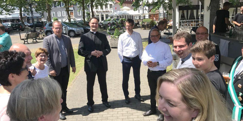 Strahlendes Fest zum Priesterjubiläum
