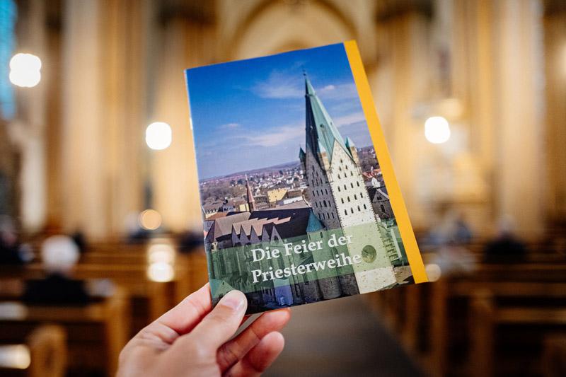 Priesterweihe im Hohen Dom zu Paderborn am 3. Oktober 2020 +++